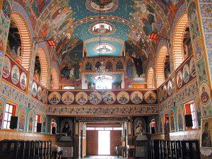 Incalzire lacasuri de cult: biserici, catedrale, sinagogi cu panouri radiante infrarosu