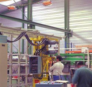 Solutii incalzire industriale hale ateliere productie, depozite