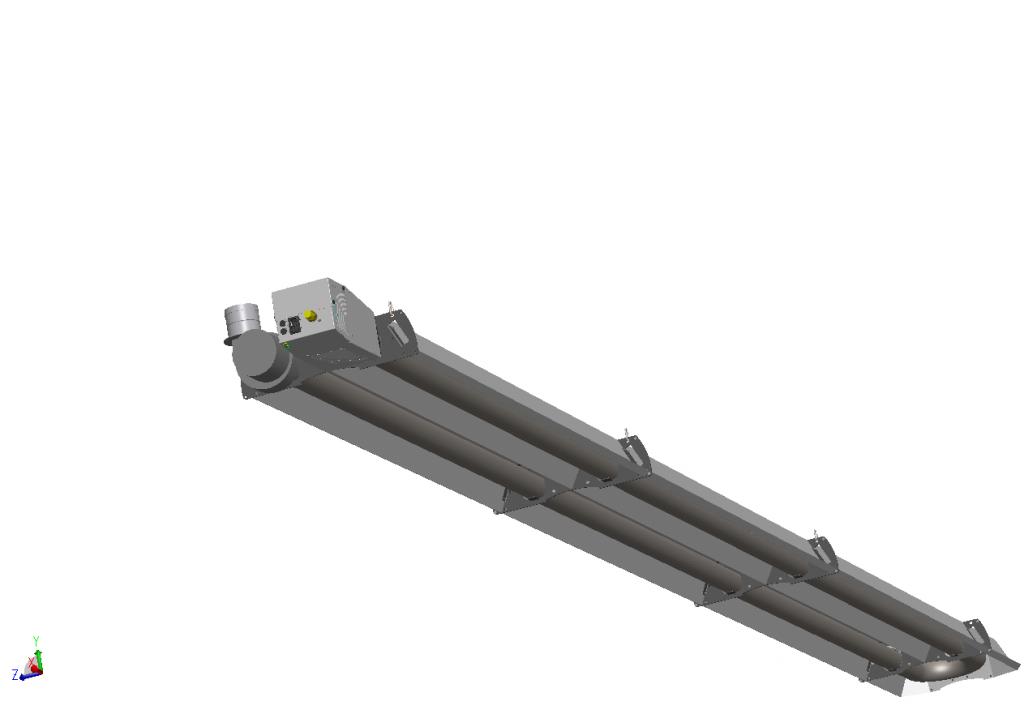 Tuburi radiante Solar HP