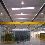 Tubulatura radianta Tub One Sisteme de incalzire pe gaz a cladirilor industriale inalte, semideschise, hale industriale, depozitare