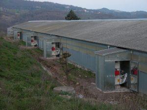 Generator aer cald exterior Bowtherm