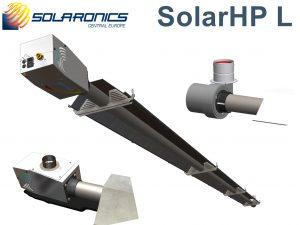 Tuburi radiante pe gaz Solar HP Solaronics