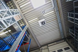 Generatoare de aer cald suspendate