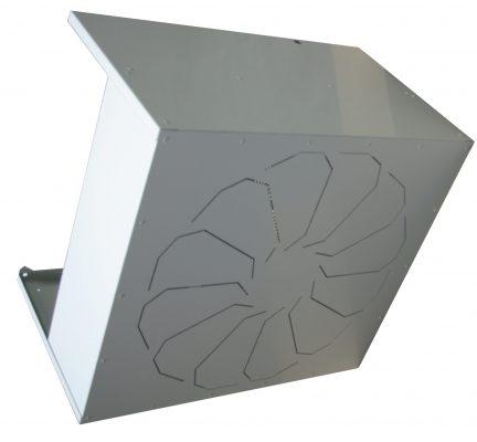Destratificator aer gama CA Solaronics Franta