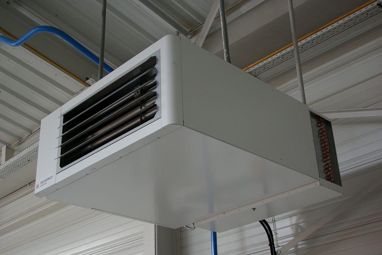 Echipamente de racire evaporativa si nebulizare