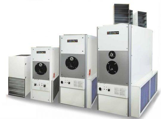 GENERATOR INDUSTRIAL AER CALD DE EXTERIOR IH – AR 75 - 1000 - Blowtherm
