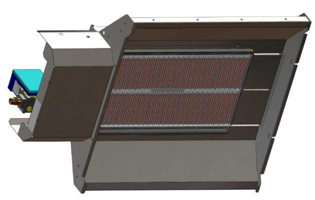 Panou radiant cu ionizare Gama XFR - SBM Franta
