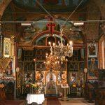 Solutie incalzire biserica panouri radiante - biserica Sf. Nicolae Tabacu Bucuresti