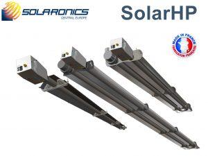 Tub radiant pe gaz Solaronics Franta