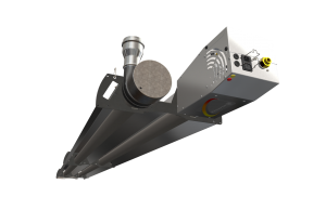 Tub radiant performant SolarHPR Solaronics Franta