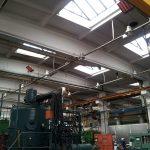 Proiect incalzire hala productie Turbomecanica